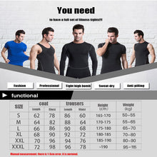 Load image into Gallery viewer, Men's Thermal Sport Underwear Set 4 Seasons Warm Base Layers Set clothing