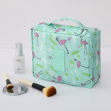 Load image into Gallery viewer, Women Makeup Bags Toiletries Organizer Waterproof Female Storage Make up Cases