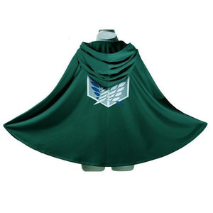 SALE Attack on Titan Cloak Shingeki