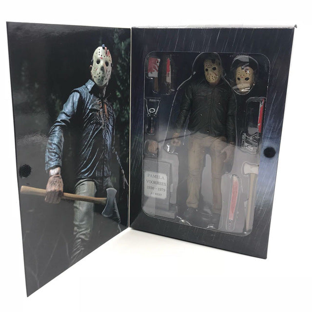 Friday The 13TH Part 3 Action Figure