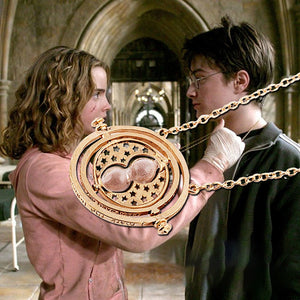 Hermione Time Converter Necklace