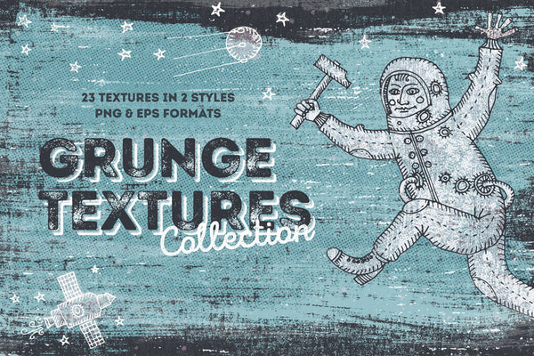 Blackview Grunge Textures Collection Vol 1