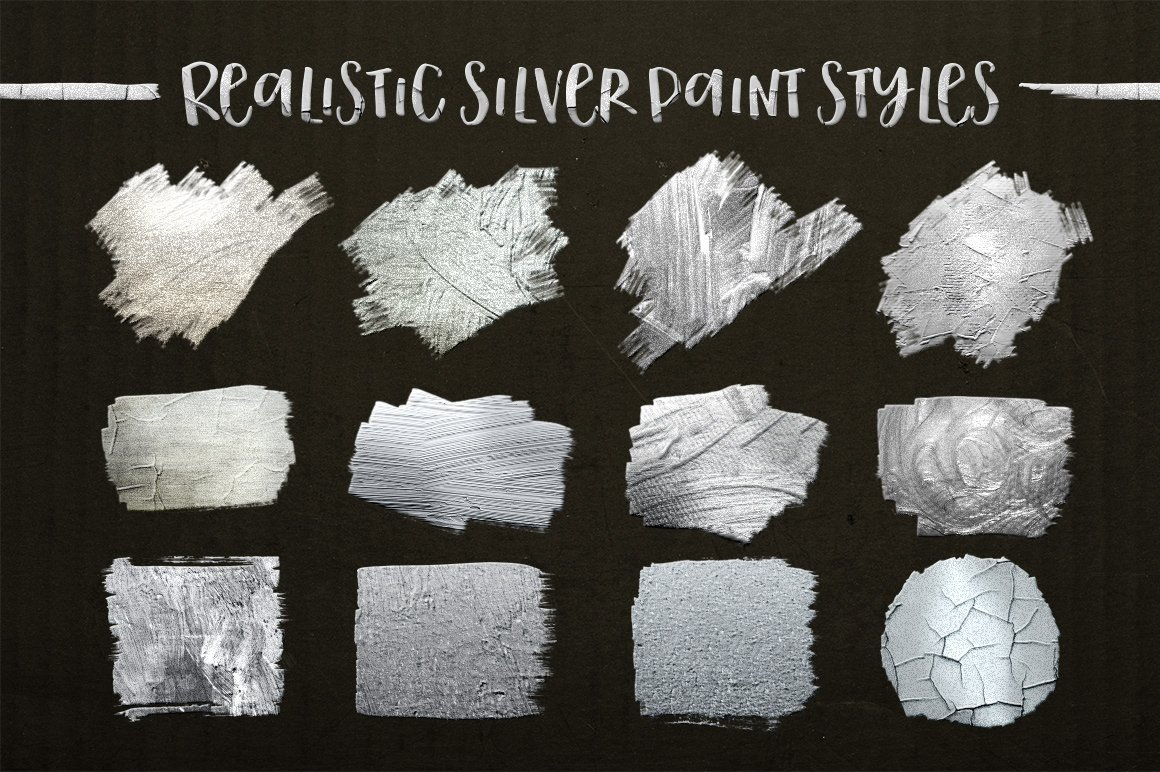 Gold Paint Effect Photoshop Toolkit