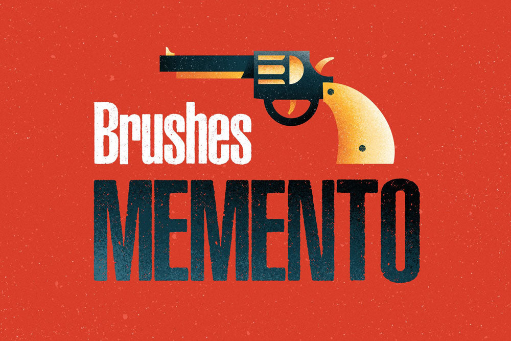 Memento Shader Brushes for Procreate