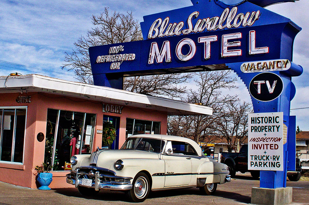 100 Route 66 Locations Photos