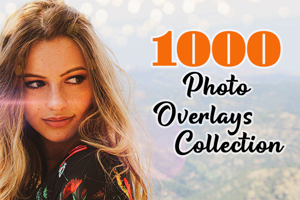 1000 Photo Overlays Collection