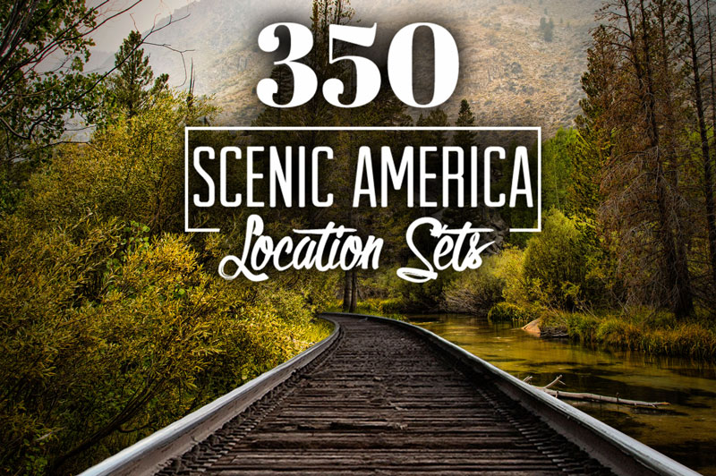 350 Scenic America Locations Photos