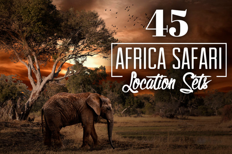 45 Africa Safari Locations Photos