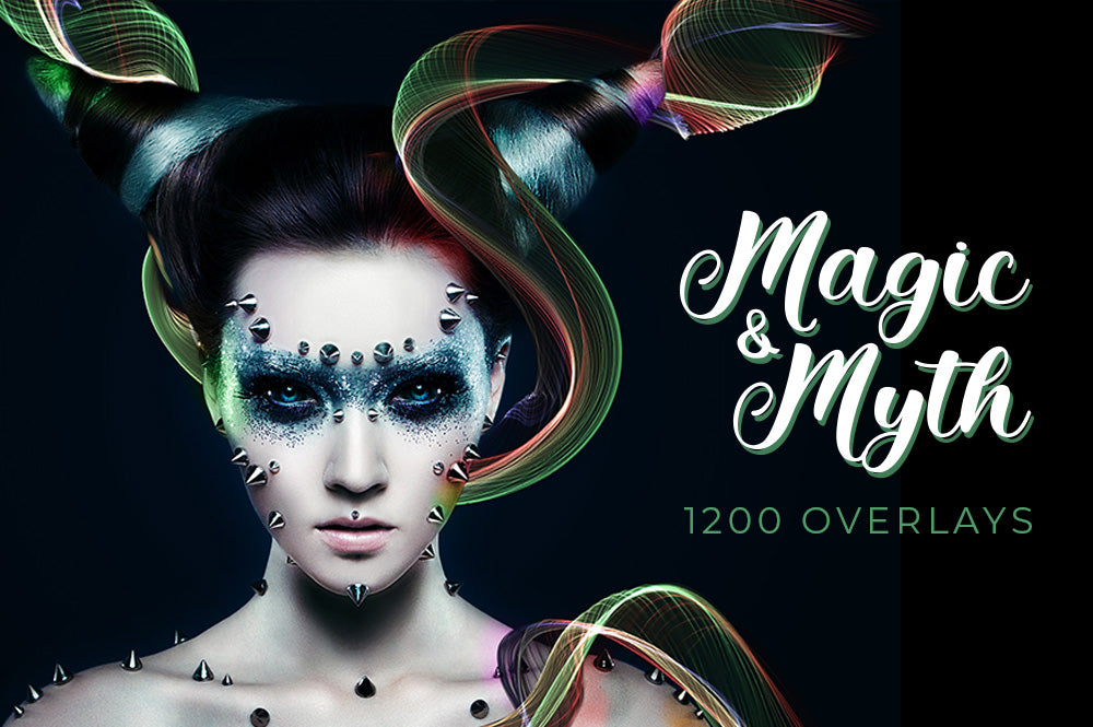 Magic & Myth 1200 Overlays Collection