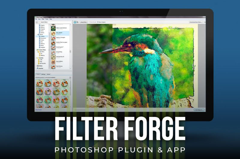 Filter Forge Photoshop Plugin & App