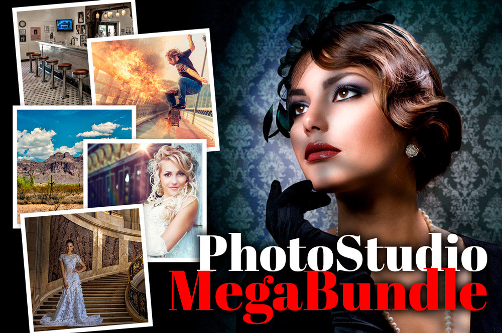 Ultimate PhotoStudio Mega Bundle