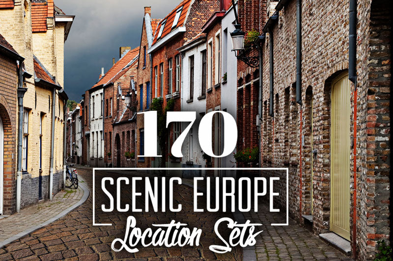 170 Scenic Europe Locations Photos