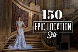 150 Epic Location Photo Sets