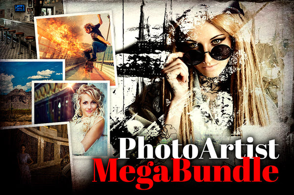 The Ultimate Photo Artist Mega Bundle