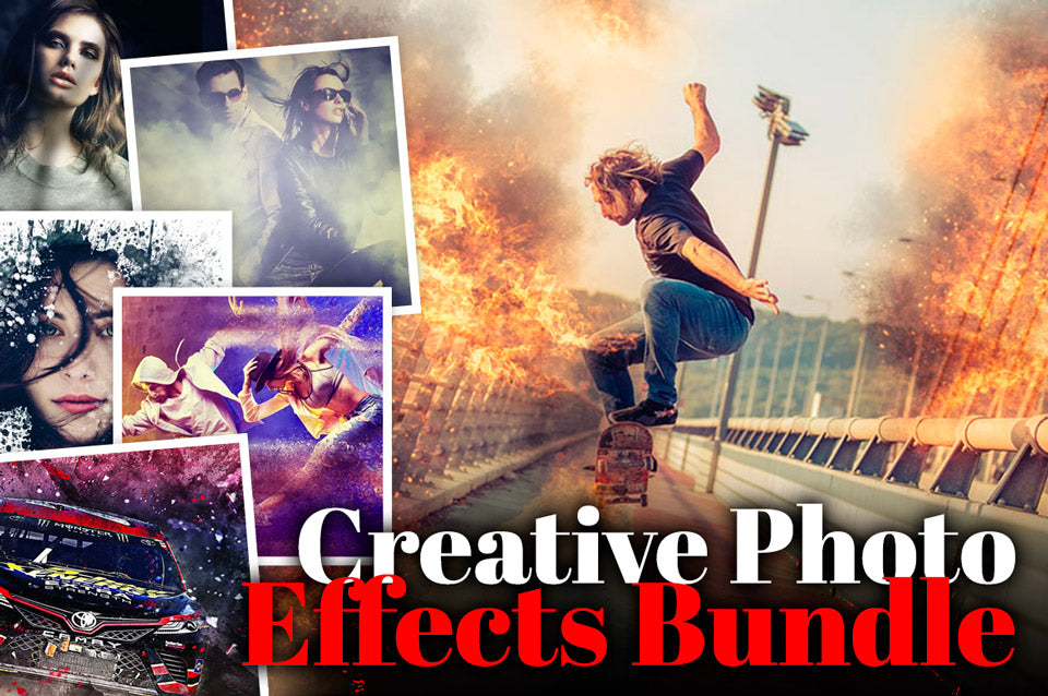 The Creative Photo Effects Bundle