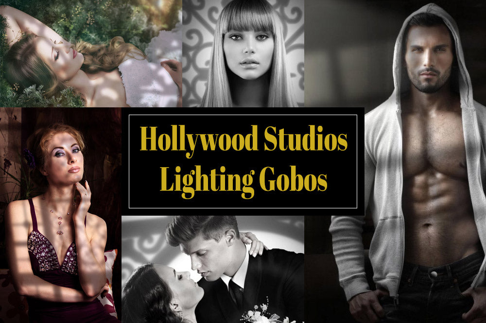 Hollywood Lighting Gobos for Photoshop