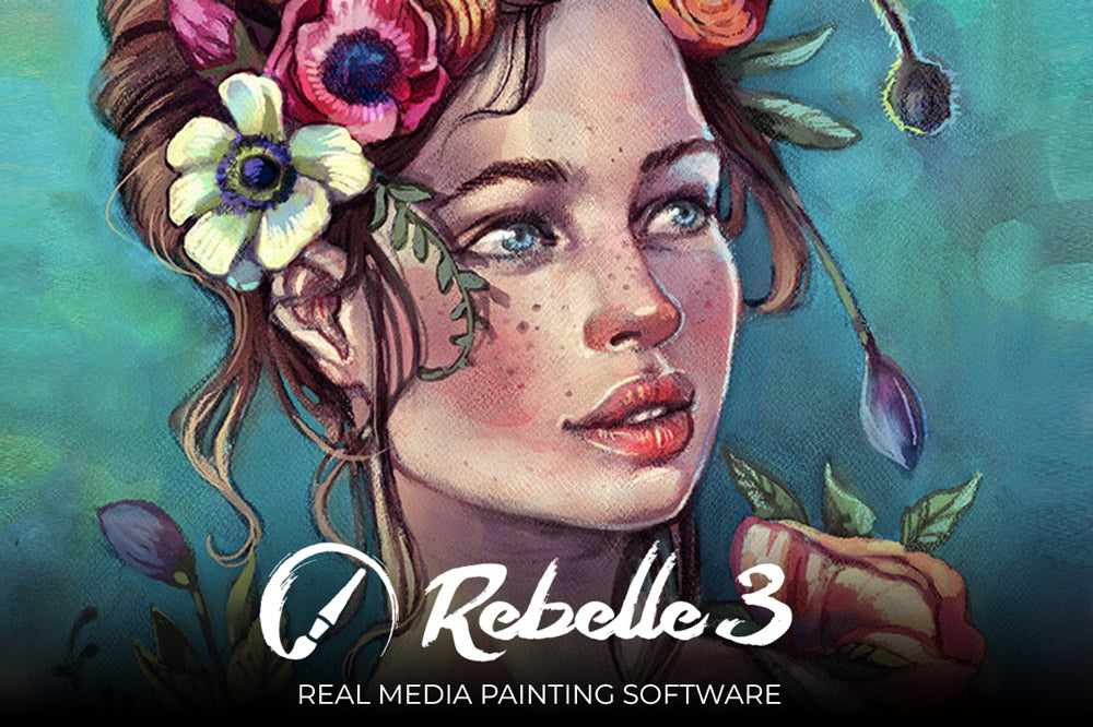 Rebelle 3 | Real Media Paint Software