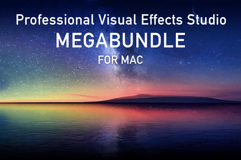 Professional Visual FX Studio Megabundle for Mac