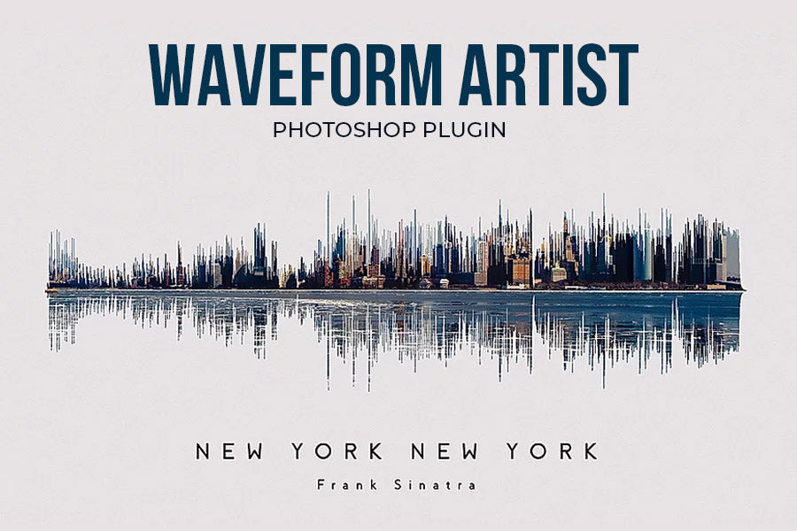 Waveform Artist Photoshop Plugin