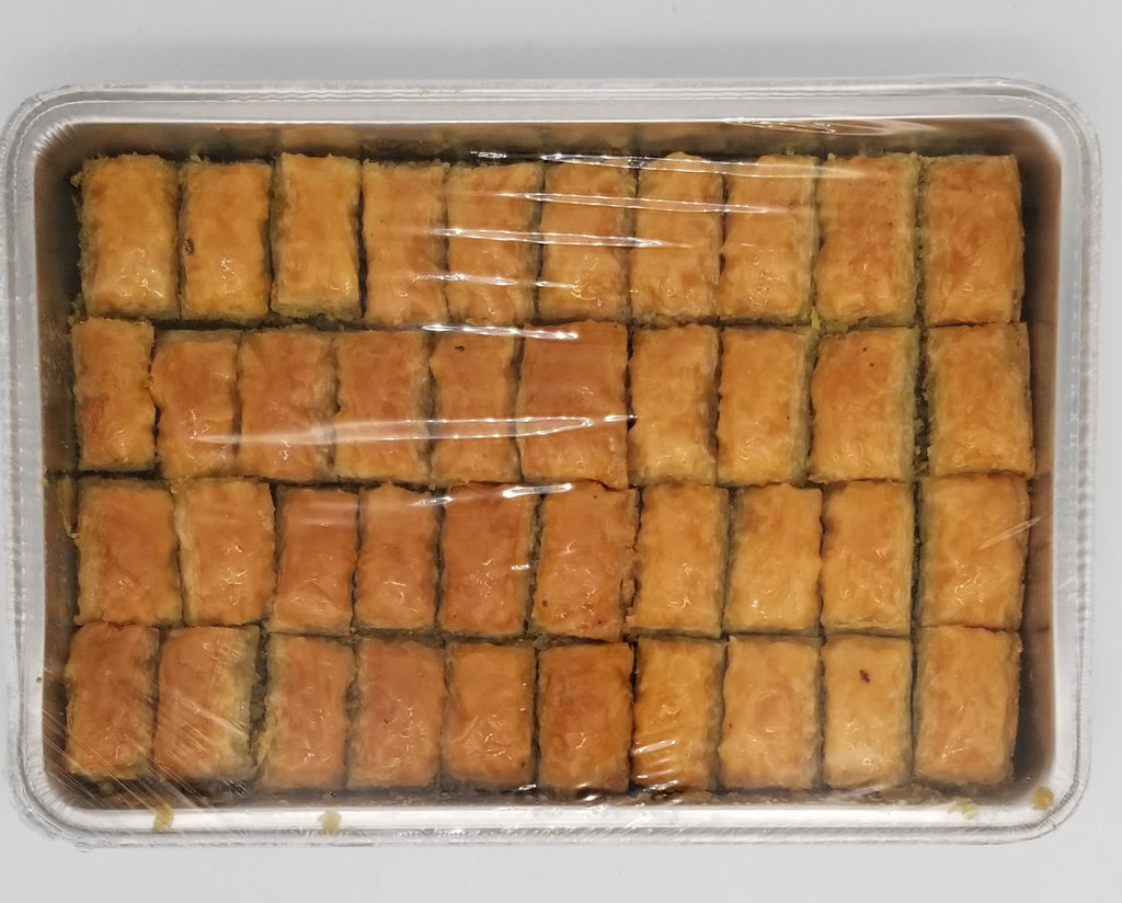Gulluoglu Baklava with Walnut 1.1Kg FROZEN