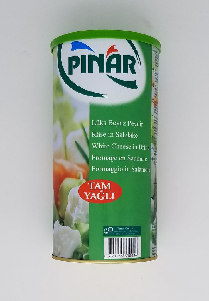 Pinar White Cheese Full Fat 55% 1000gr