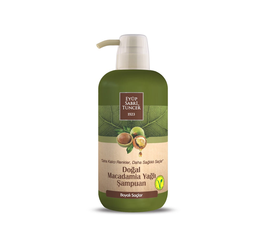 EST Natural Macadamia Oil Shampoo 600ml