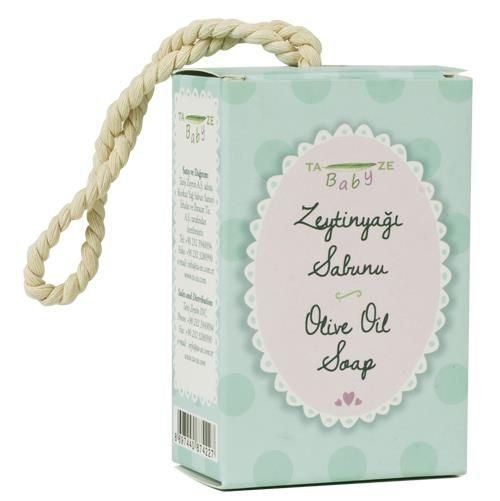 Taris Ta-ze Baby Olive Oil Soap 100 gr