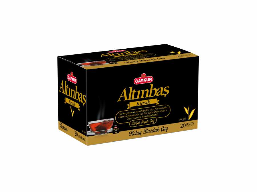 Caykur Altinbas Black Tea Bag 20 teabags 4ogr