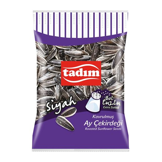 Tadim Extra Salted Black Sunflower Seeds 100gr