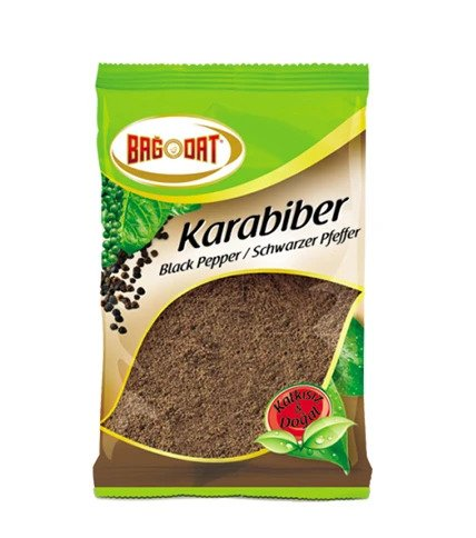 Bagdat Black Pepper (Kara Biber) 45gr