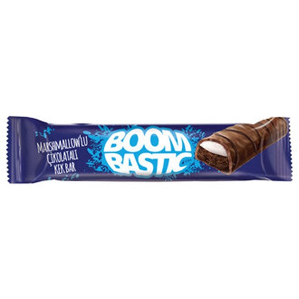 Solen Boombastic Chocolate Bar with Marshmallow 40gr