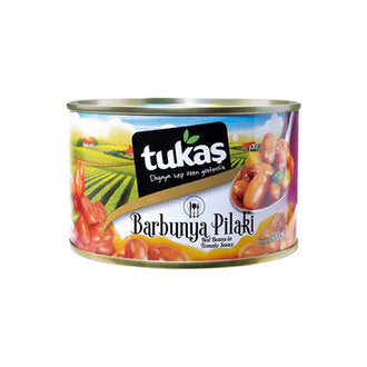 Tukas Red Beans in Tomato Sauce 400gr