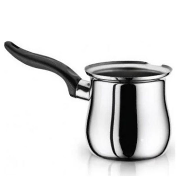 Stainless Steel Cezve (Turkish Coffee Pot) No.4