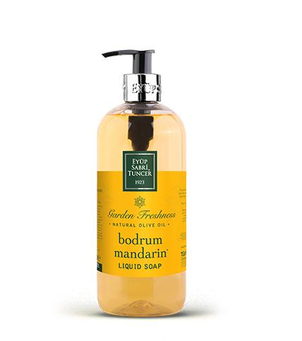 EST Natural Olive Oil Liquid Soap Mandarin 500ml