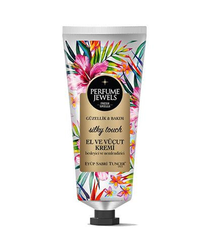 EST Silky Touch Hand Body Cream 60ml