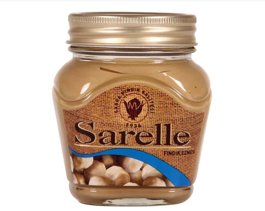 Sarelle Hazelnut Paste with Sugar 350gr