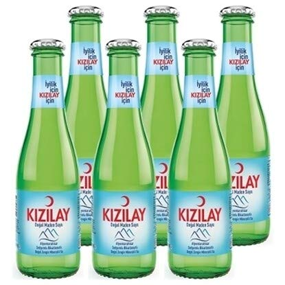 Kizilay Mineral Water 200ml * 6
