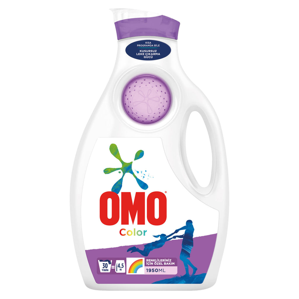 OMO Color Laundry Detergent for Colors 1950ml