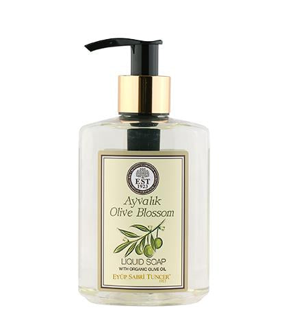 EST Ayvalik Olive Blossom Liquid Soap with Organic Olive Oil 250ml