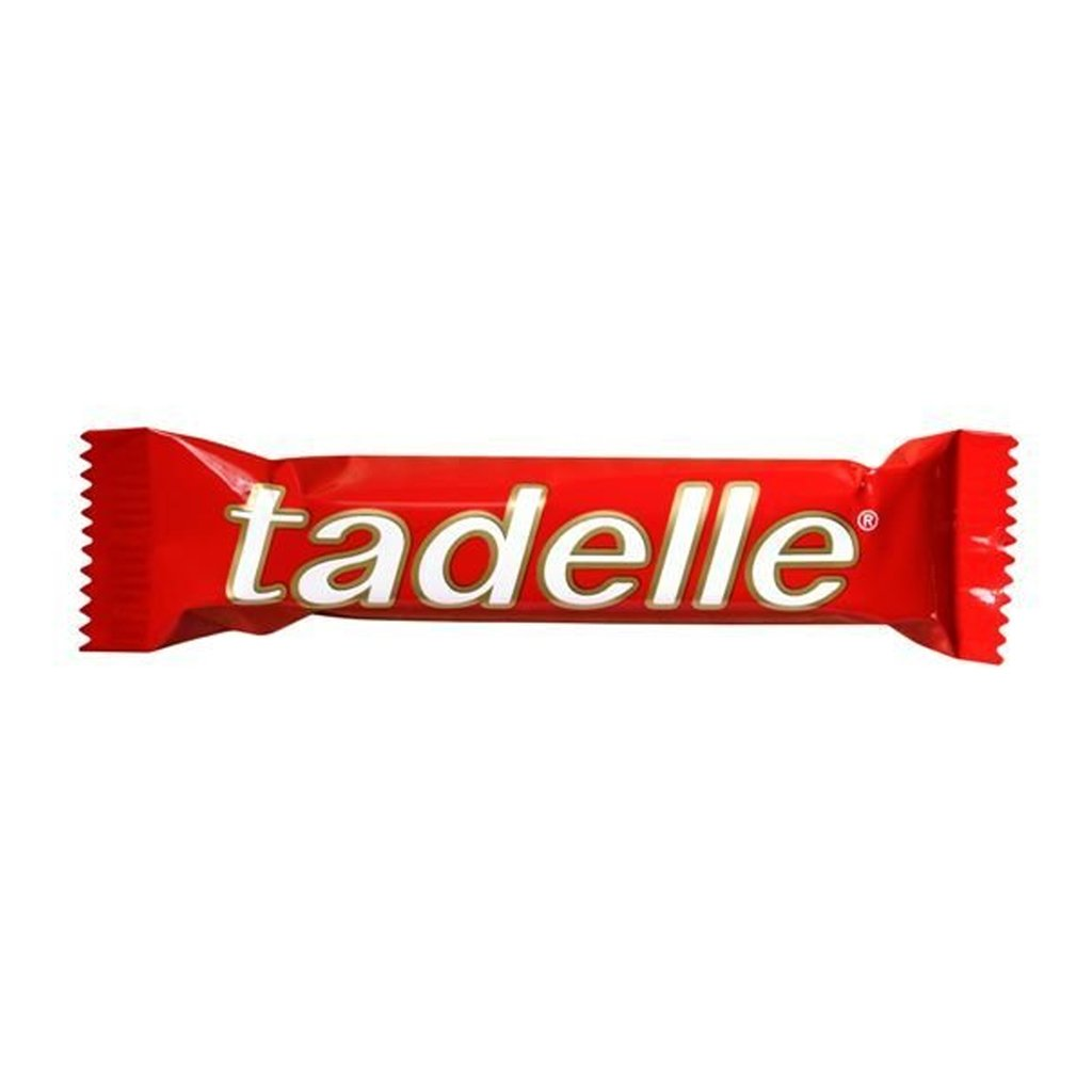 Tadelle Chocolate Bar 30gr