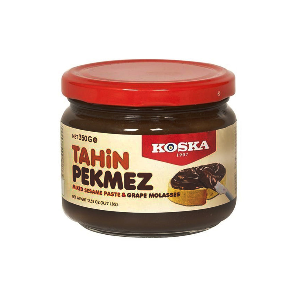Koska Tahin Pekmez Sesame Paste & Grape Molasses Mixture 350gr