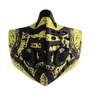 ROCKBROS PERFORMANCE ACTIVATED CARBON TRAINING MASK