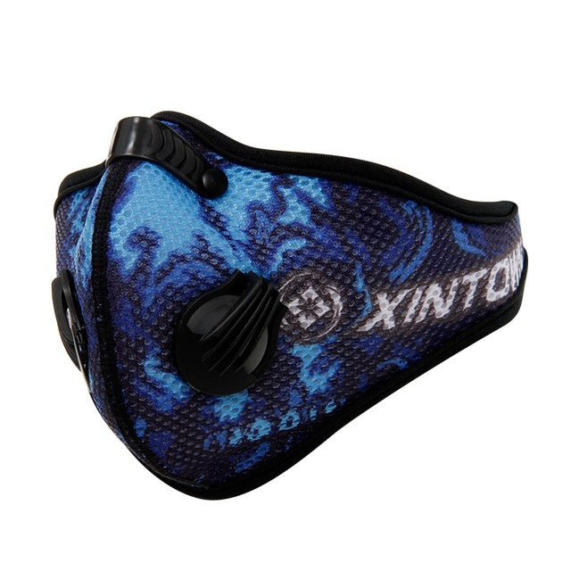 PERFORMANCE ACTIVATED CARBON WORKOUT MASK
