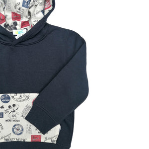 SweatShirt Azul Mickey