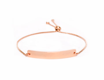 ROSE GOLD ADJUSTABLE BRACELET