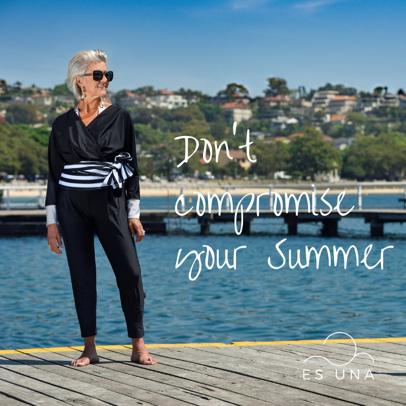 Don't compromise your Summer