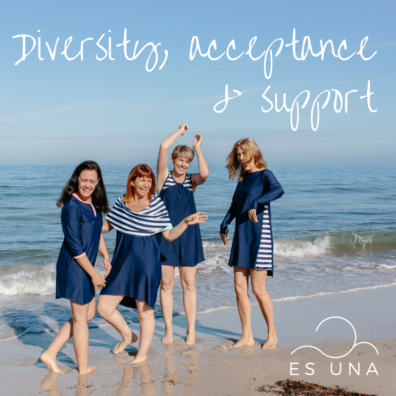 Diversity, acceptance and support