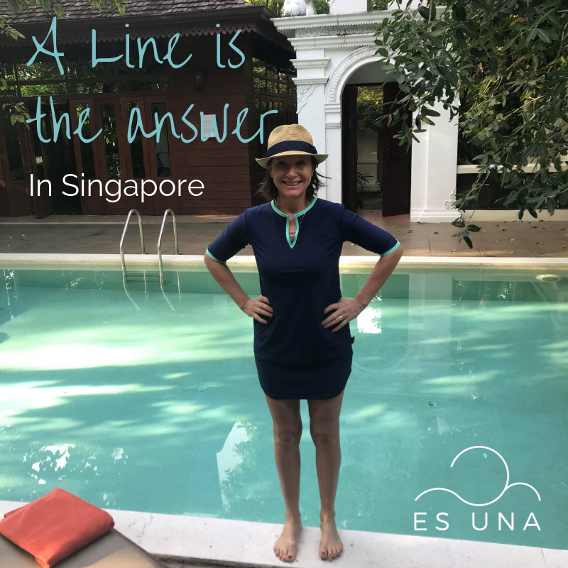A Line is the answer in Singapore
