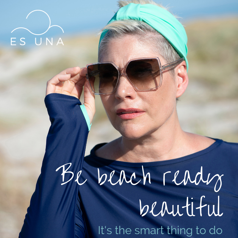 It's smart to be beach ready beautiful