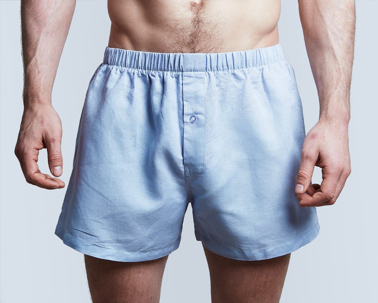 3x Boxer Shorts, One of Each Style